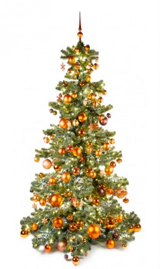 Luxury-Tree-Copper-240cm