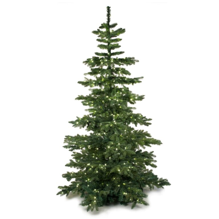 Luxury Tree Bright and Silver 240cm-1593