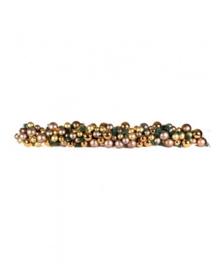 Luxury Garland Golden mocca 6.5ft-0