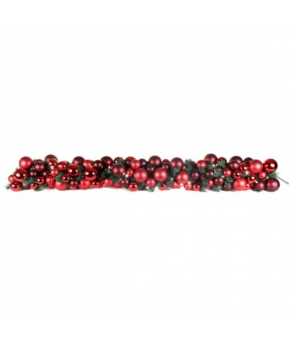 Luxury Garland Warm Bordeaux 6.5ft-0